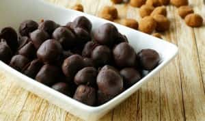 Chocolade-pepernoten, Ouders van nature.nl