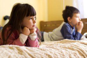 Kinderen kijken televisie, Ouders van Nature.nl