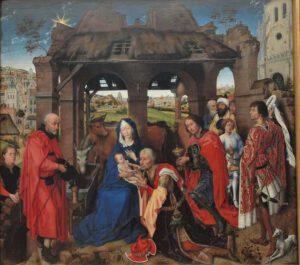 Droekoningen Rogier van der Weyden