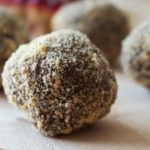 Kwarkcacaobolletjes als snoep of dessert