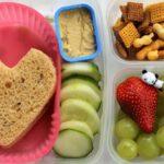 Gezonde lunch op school