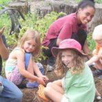 Wat leren kinderen van een moestuin