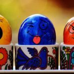 7 grappige spelletjes met paaseieren