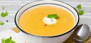vegetarische soep 5 mei Bevrijdingsdag