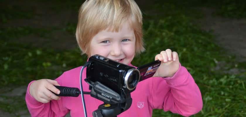 filmwedstrijd kinderen