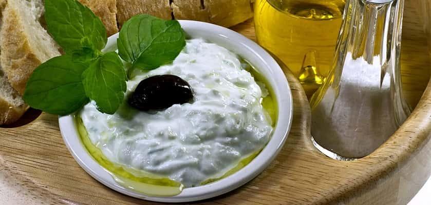 Recept voor tzatziki