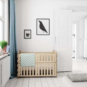 Cosleeper om veilig samen met je kind te slapen