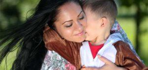 onvoorwaadelijke liefde gezond voor kind