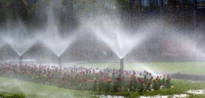 tuin besproeien sproeiverbod